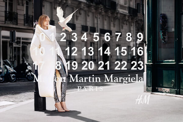 H&M + MARGIELA